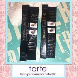 💜 2 NEW Tarte Inner Rim Lash Liners Triple Black